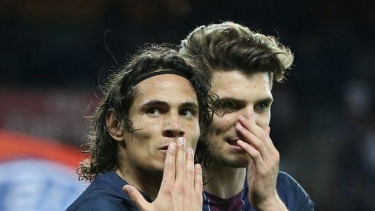 Кавани и Мюние отказаха да доиграят сезона в Шампионската лига с ПСЖ