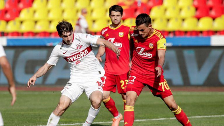 Два гола в добавеното време не стигнаха на отбора на Георги Костадинов