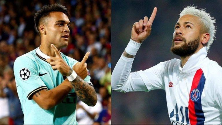 Барселона избира между Лаутаро и Неймар