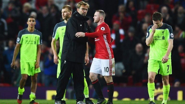 Рууни: Ливърпул ще доминира като Юнайтед при Фъргюсън, ако Клоп остане задълго