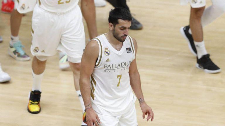 Кампацо не мисли за НБА, чувства се уважаван в Реал