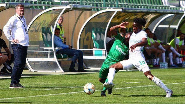 Върба: Искам нови офанзивни футболисти