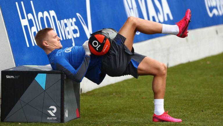 Йодегор остава в Сан Себастиан за още един сезон