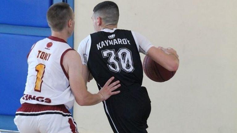 Кайнаров и Михайлов си спретнаха чудесен дуел при победа на Кралете
