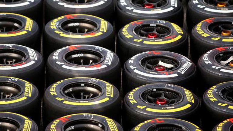 Всички пилоти във Ф1 с еднакво разпределение на гуми за 2020