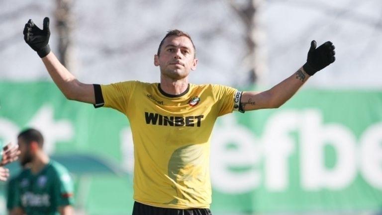 Балтанов под въпрос за битката с ЦСКА-София