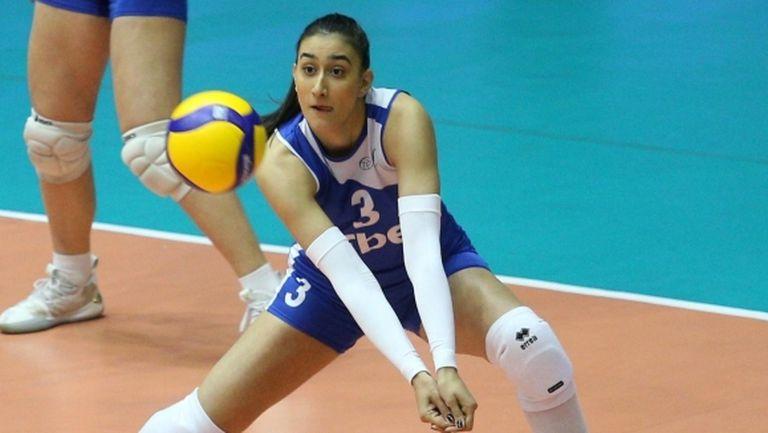 Кристиана Петрова: Моята цел винаги е първото място