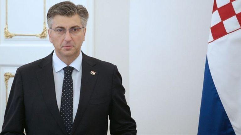 Хърватският премиер също ще се тества за COVID-19 заради Adria Tour