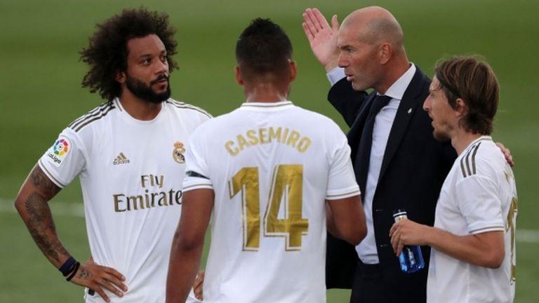Реал Мадрид ще играе два мача за по-малко от 72 часа