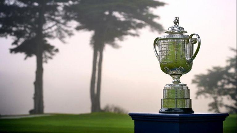 PGA Championship без публика на 6 август