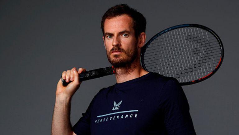 """Анди Мъри готов да играе и на US Open, и на """"Ролан Гарос"""""""