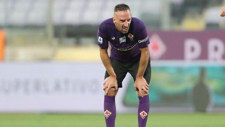 Два отменени гола и червен картон объркаха сметките на Фиорентина (видео)