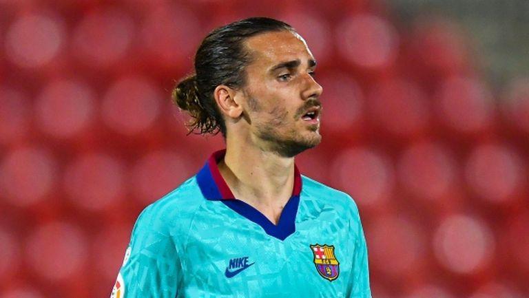 Президентът на Барселона взе решение за Гризман