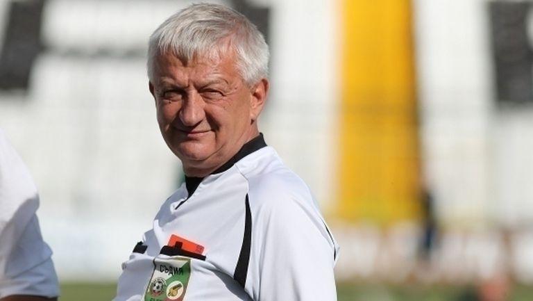 Крушарски: Този път коментари след мача