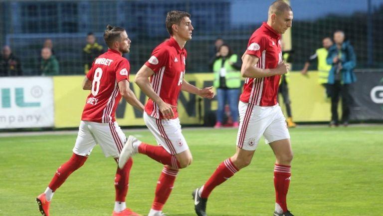 ЦСКА-София привлече талант на Дунав