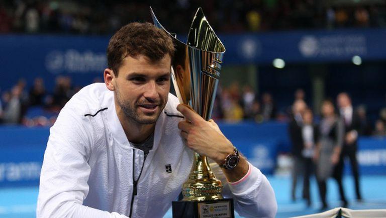 От Sofia Open пожелаха бързо възстановяване на Григор