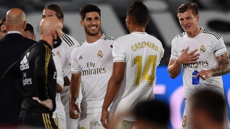 Ла Лига отговори на Реал: мадридчаните ще почиват с 27 часа повече от Барса