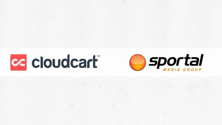 Sportal Media Group придоби дял в платформата за онлайн търговия CloudCart