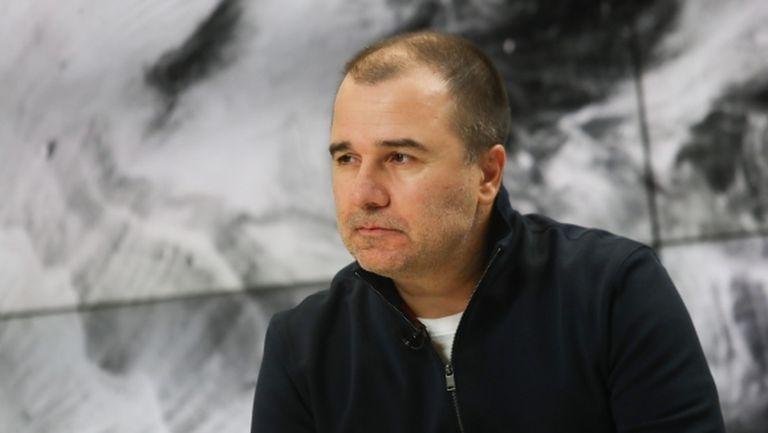 Цветомир Найденов: Левски има 5 пъти по-скъп отбор от Локо (Пд) и загуби в 2 мача