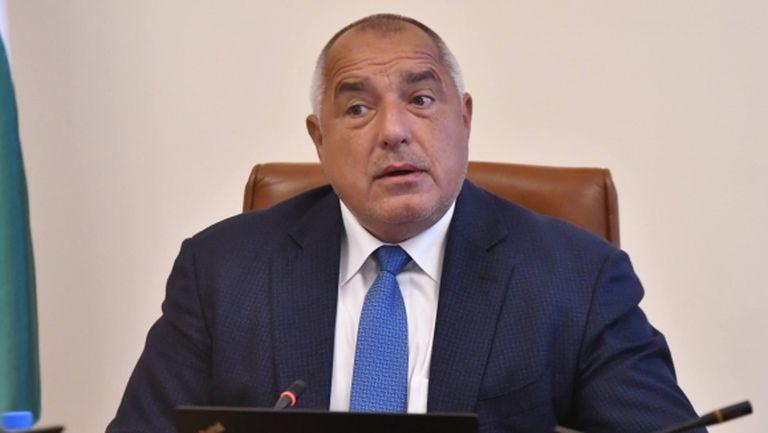 Бойко Борисов: Жестът не се отчита, може да затворим стадионите (видео)