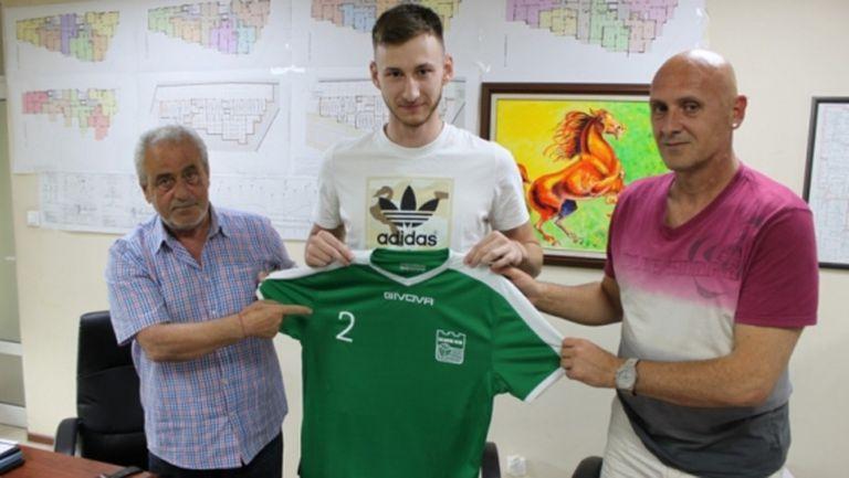 Играч на Левски стана първото ново попълнение на Берое