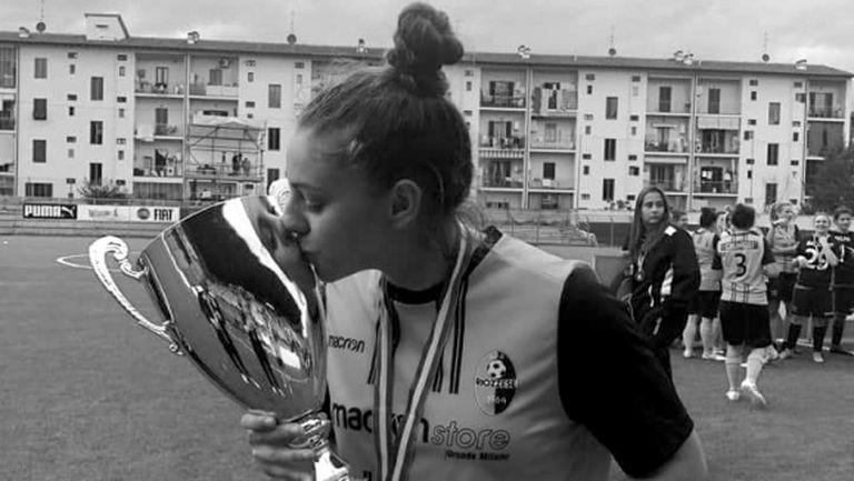 Смъртта на 21-годишна футболистка разтърси Италия