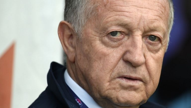 Президентът на Лион говори с пренебрежение за Роналдо