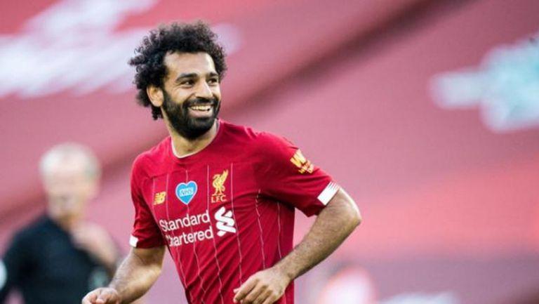 Мохамед Салах: Изиграхме перфектен мач