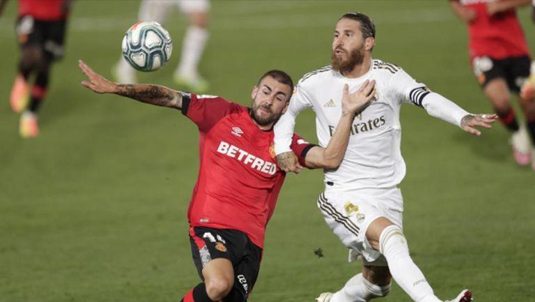 Първият гол на Реал Мадрид е нередовен, твърдят в Испания