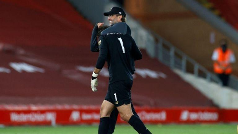 Ливърпул постигна срещу Кристъл Палас нещо, което никой досега не бе успявал