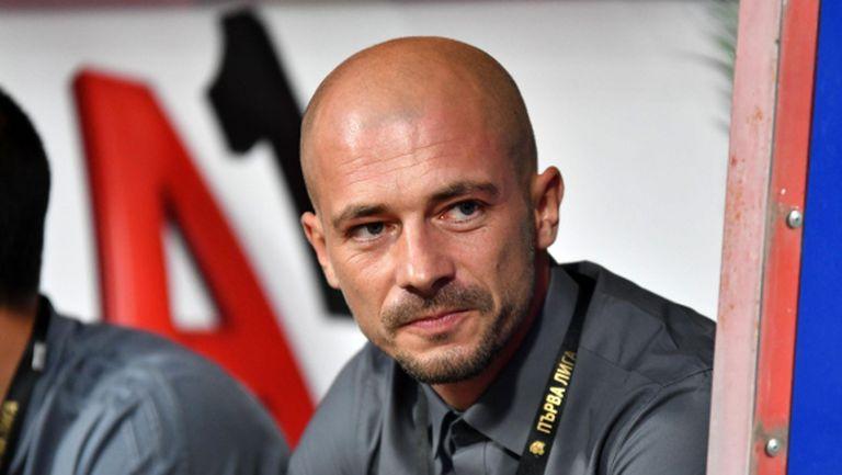 Десподов остана без треньор, уволниха Ел Маестро след поредица от загуби