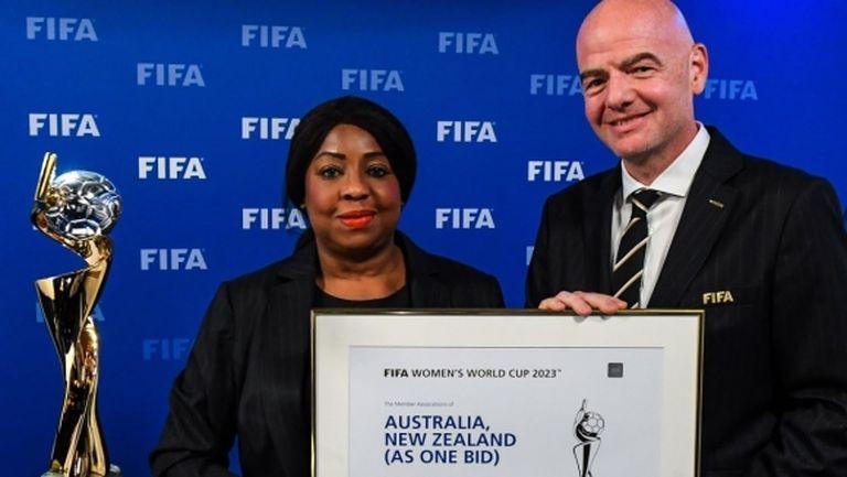 Австралия и Нова Зеландия ще приемат Мондиал 2023 за жени