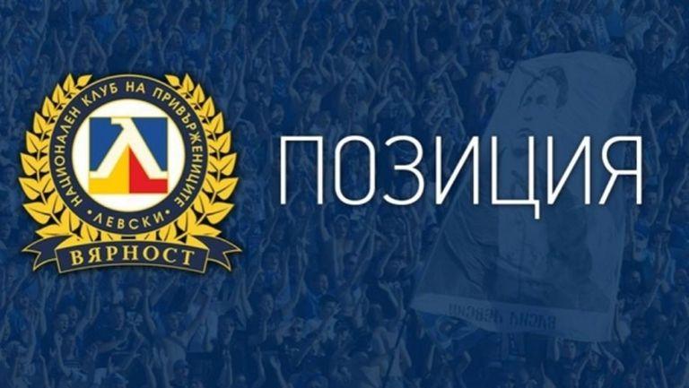 НКП на Левски против новия договор за ТВ правата, заплаши с противодействие