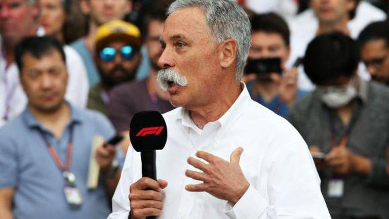 Шефът на Формула 1 дари един милион долара за развитие на млади пилоти