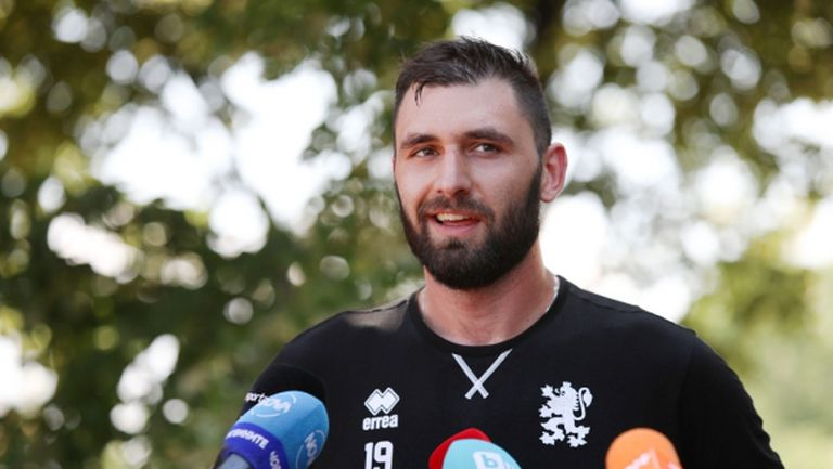 Соколов: Тази подготовка и лагер е един много голям плюс за нас (видео)