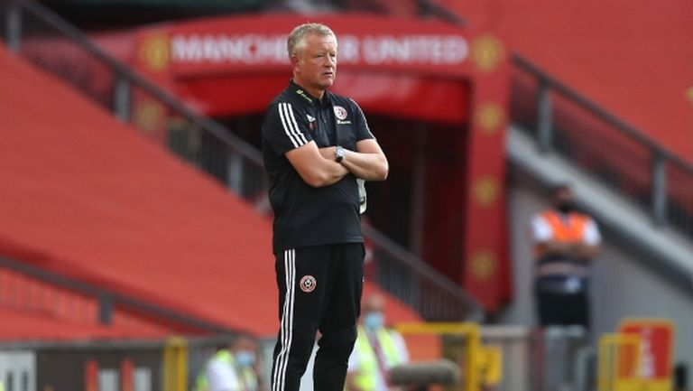 В Шефилд Юнайтед са изтощени, призна мениджърът
