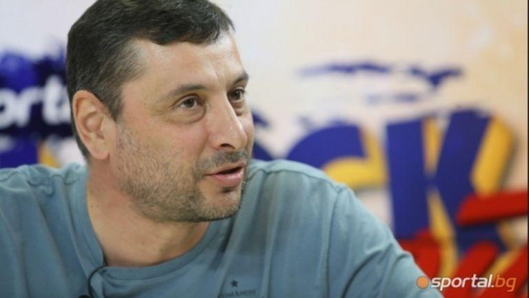 Желязков: Имахме много пътувания през февруари и някъде сме го пипнали в начален стадий