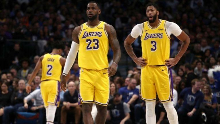 ESPN: Лейкърс не са основният фаворит за титлата