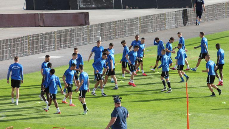 Левски тръгна за Стара Загора с 19 футболисти