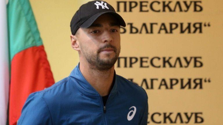 Димитър Кузманов даде отрицателен тест за COVID-19