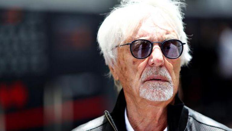 Бърни Екълстоун отхвърли критиките на Формула 1