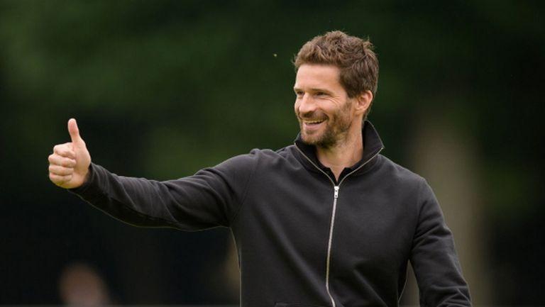 Бивш капитан на Херта стана спортен директор на клуба