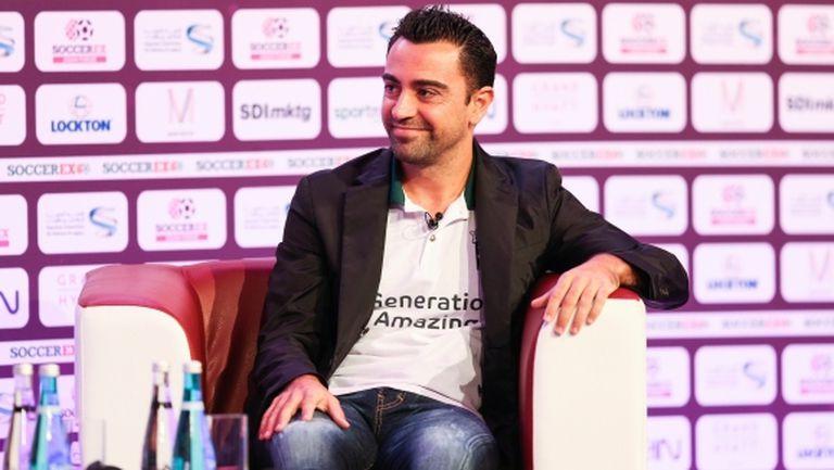 Чави призна, че се подготвя за треньорския пост на Барселона