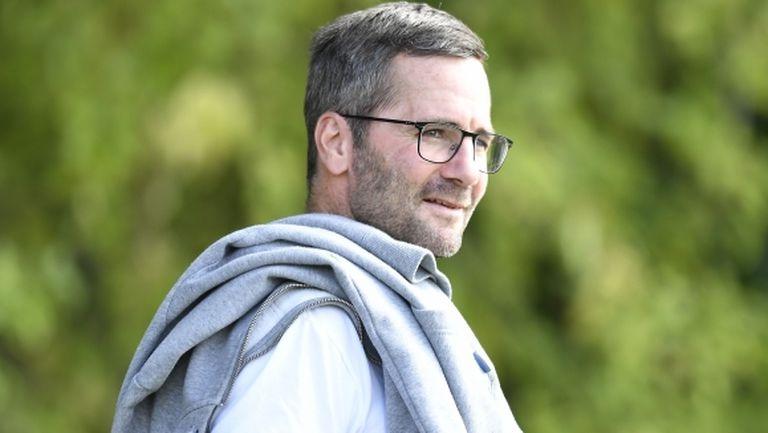 Нюрнберг уволни треньора си