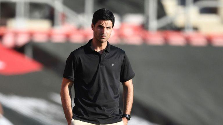 Арсенал гледа към Испания в търсене на халф