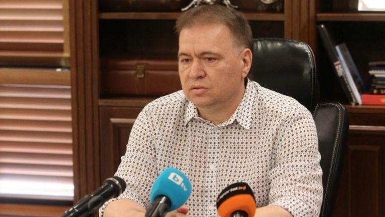 Жейнов отговори на Венци: Ако някой искаше да навреди на Славия, Кръстев щеше да си тръгне без пари (видео)