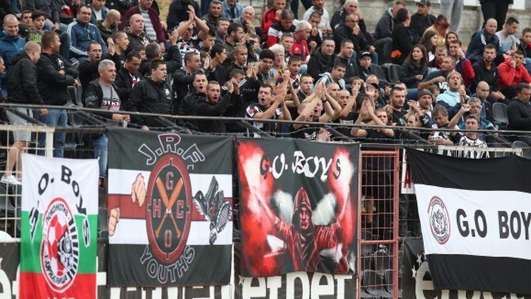 Локомотив (ГО) представя новите попълнения