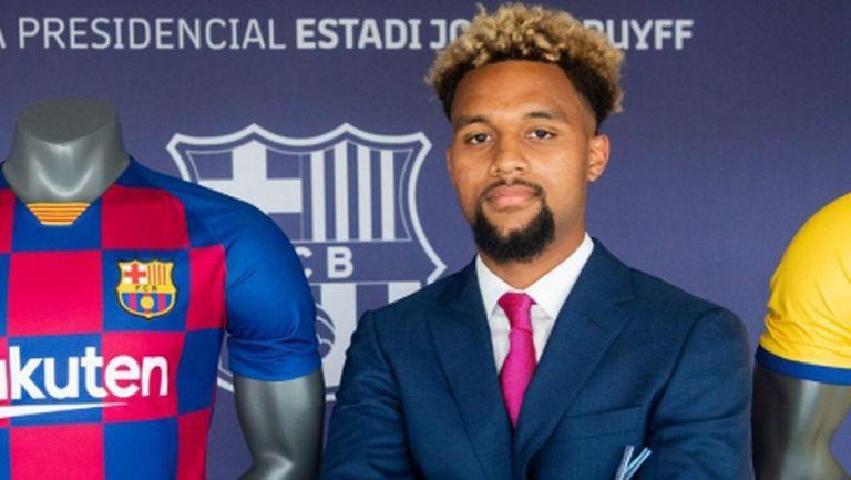 Барса преподписа с талант и му сложи откупна клауза от 50 милиона евро
