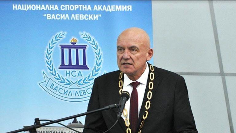 20 популярни лица от българския спорт ще засадят дръвчета в двора на НСА