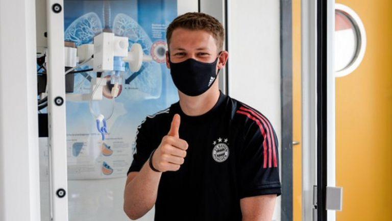 Байерн обяви официално трансфера на талантлив вратар